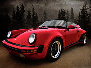 Douglas Pittman - Black Forest - Red Speedster